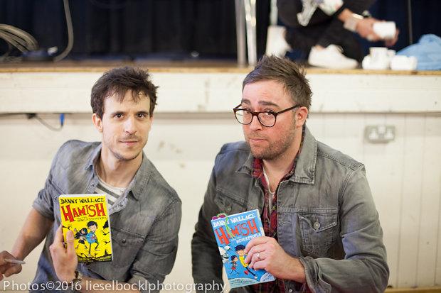 Jamie Liiler & Danny Wallace