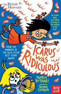 icarus was ridiculous book cover