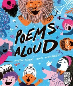 poems aloud book cover