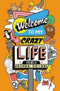 welcome to my crazy life book cover
