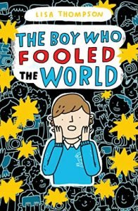 the boy who fooled the world book cover