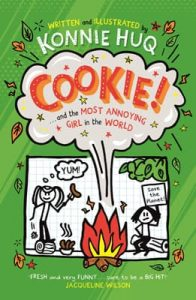 Cookie and the Most Annoying Girl in the Worldbook cover