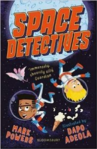 Space Detectives book cover