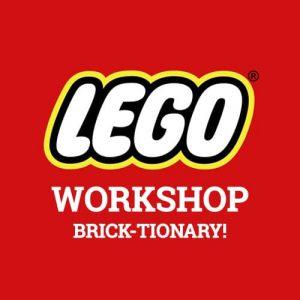 LEGO Workshop Brick-tionary! logo