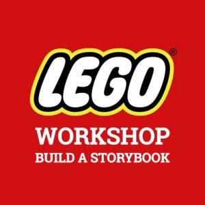 LEGO Workshop Build a Storybook logo
