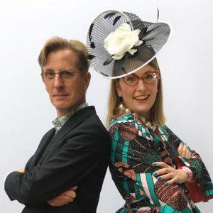 Sarah McIntyre & Philip Reeve
