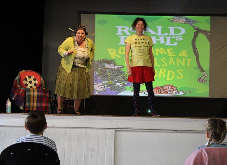 dahls rotsome show at barnes festival