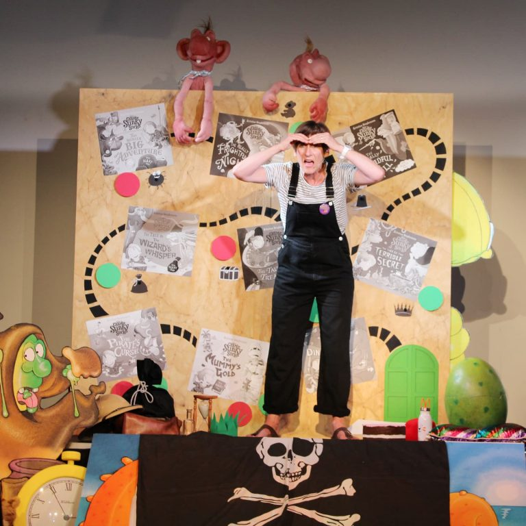 Kristina Stephenson show