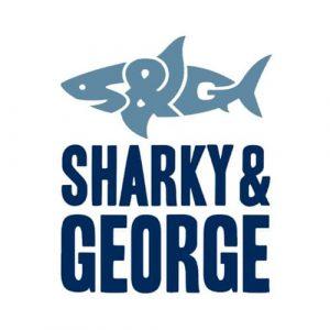 sharky & george logo