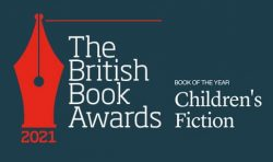 British Book Award winner logo